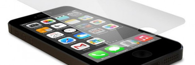 Undgå ridser i mobiltelefonens skærm