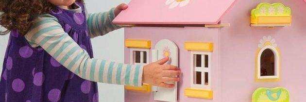 gode tilbud på på tilbehør til dukkehuse